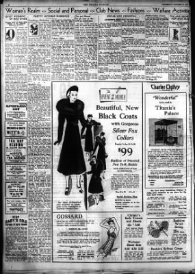 The Ottawa Journal from Ottawa,  on October 13, 1937 · Page 8