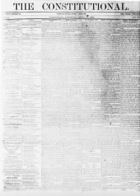 Sample The Constitutional front page