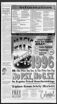 The Ottawa Citizen from Ottawa, Ontario, Canada on March 20, 1994 · 10