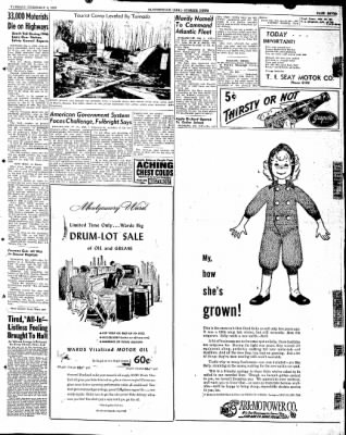 The Courier News from Blytheville, Arkansas on February 4, 1947 · Page 7