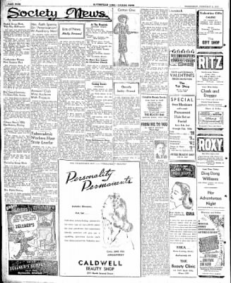 The Courier News from Blytheville, Arkansas on February 5, 1947 · Page 4