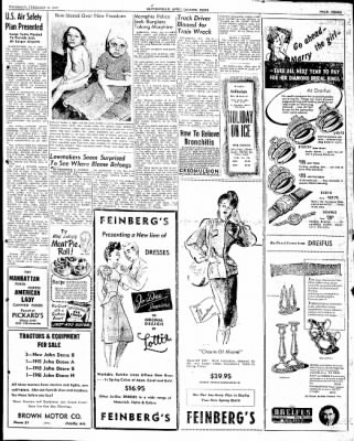 The Courier News from Blytheville, Arkansas on February 6, 1947 · Page 3