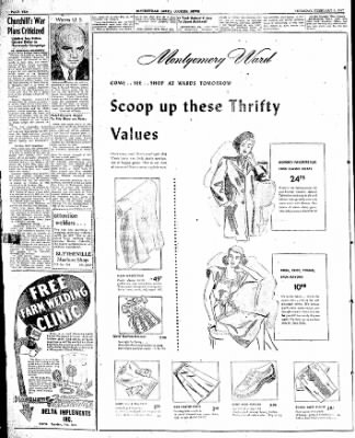 The Courier News from Blytheville, Arkansas on February 6, 1947 · Page 10