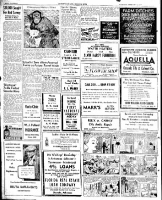 The Courier News from Blytheville, Arkansas on February 6, 1947 · Page 14