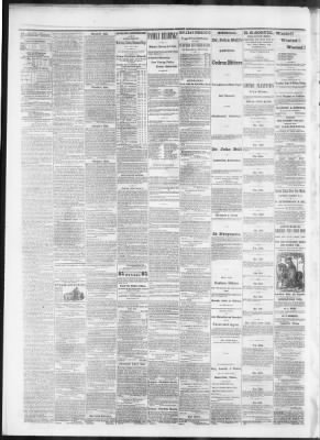 The nashville daily union from nashville tennessee on march 9 1866 the nashville daily union from nashville tennessee on march 9 1866 page 4 fandeluxe Choice Image