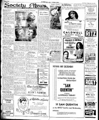 The Courier News from Blytheville, Arkansas on February 10, 1947 · Page 2