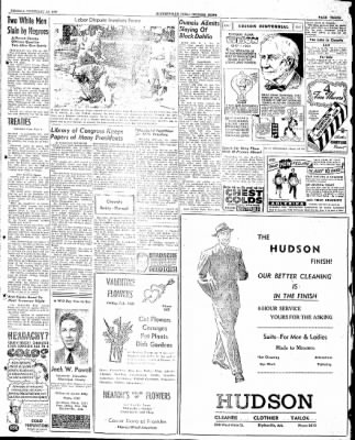 The Courier News from Blytheville, Arkansas on February 10, 1947 · Page 3