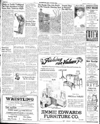 The Courier News from Blytheville, Arkansas on February 10, 1947 · Page 6