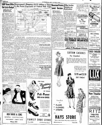 The Courier News from Blytheville, Arkansas on February 12, 1947 · Page 6