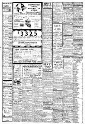 Abilene Reporter-News from Abilene, Texas on April 22, 1969 · Page 21