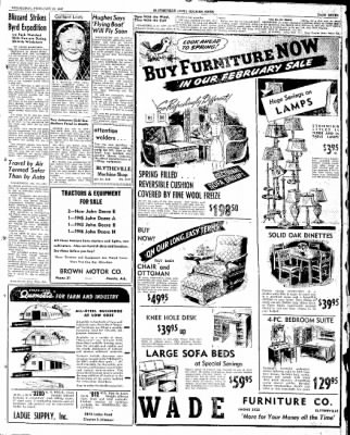 The Courier News from Blytheville, Arkansas on February 12, 1947 · Page 7
