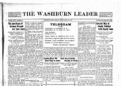 The Washburn Leader