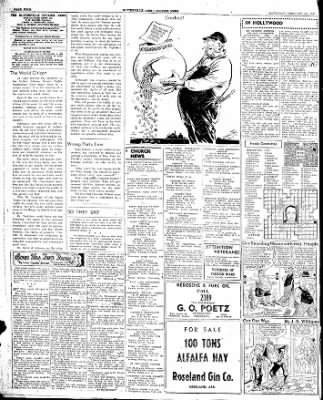 The Courier News from Blytheville, Arkansas on February 15, 1947 · Page 4