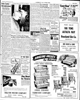 The Courier News from Blytheville, Arkansas on February 17, 1947 · Page 7