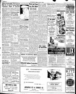 The Courier News from Blytheville, Arkansas on February 18, 1947 · Page 3