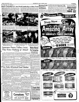 The Courier News from Blytheville, Arkansas on December 7, 1951 · Page 3