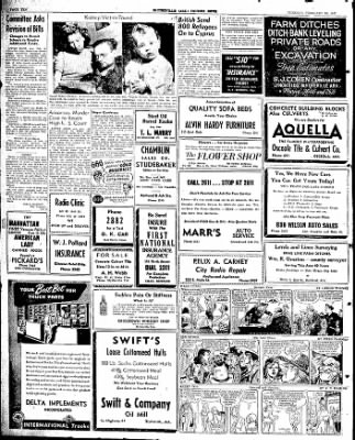 The Courier News from Blytheville, Arkansas on February 18, 1947 · Page 6