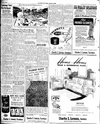 The Courier News from Blytheville, Arkansas on February 19, 1947 · Page 2