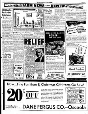 The Courier News from Blytheville, Arkansas on December 7, 1951 · Page 9