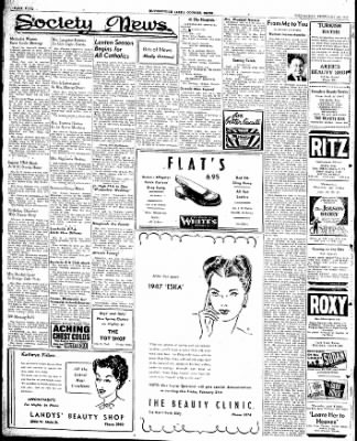 The Courier News from Blytheville, Arkansas on February 19, 1947 · Page 4