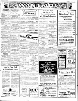 The Courier News from Blytheville, Arkansas on July 8, 1952 · Page 4