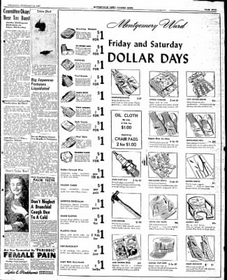 The Courier News from Blytheville, Arkansas on February 20, 1947 · Page 5