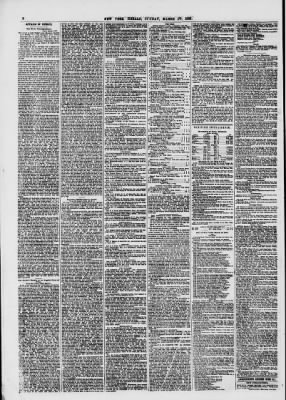 New York Daily Herald from New York, New York on March 29, 1857 · 8