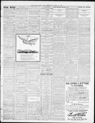 Omaha Daily Bee From Omaha Nebraska On April 14 1897 7