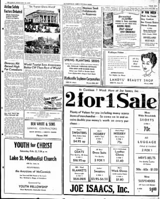 The Courier News from Blytheville, Arkansas on February 20, 1947 · Page 9