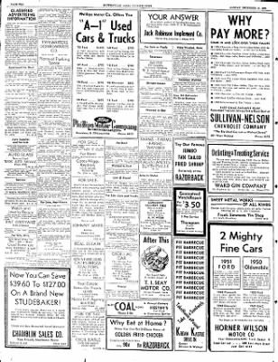 The Courier News from Blytheville, Arkansas on December 10, 1951 · Page 10