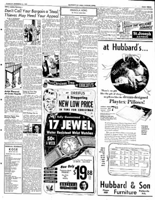 The Courier News from Blytheville, Arkansas on December 11, 1951 · Page 3