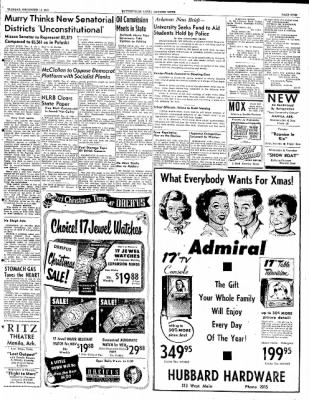 The Courier News from Blytheville, Arkansas on December 11, 1951 · Page 5
