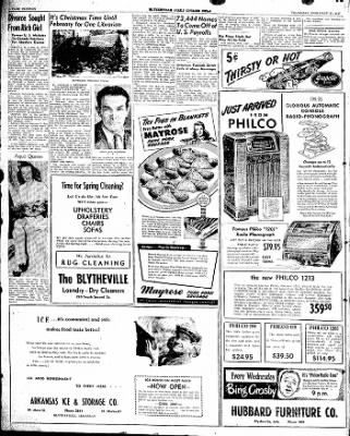 The Courier News from Blytheville, Arkansas on February 20, 1947 · Page 16