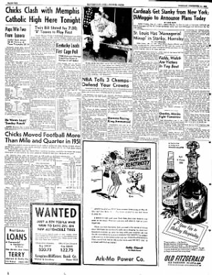 The Courier News from Blytheville, Arkansas on December 11, 1951 · Page 10