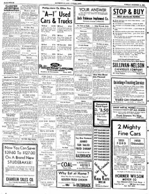 The Courier News from Blytheville, Arkansas on December 11, 1951 · Page 12