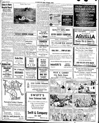 The Courier News from Blytheville, Arkansas on February 21, 1947 · Page 12