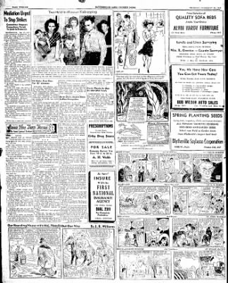 The Courier News from Blytheville, Arkansas on February 25, 1947 · Page 12