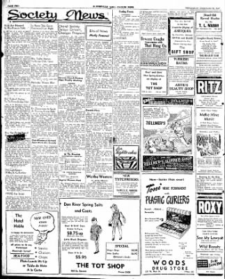 The Courier News from Blytheville, Arkansas on February 26, 1947 · Page 2