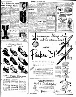 The Courier News from Blytheville, Arkansas on December 13, 1951 · Page 23