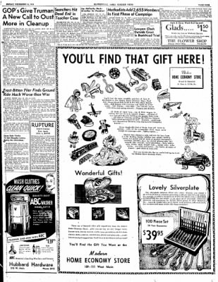 The Courier News from Blytheville, Arkansas on December 14, 1951 · Page 9