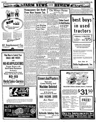 The Courier News from Blytheville, Arkansas on December 14, 1951 · Page 10