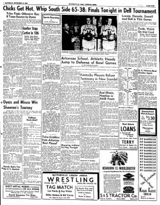 The Courier News from Blytheville, Arkansas on December 15, 1951 · Page 5