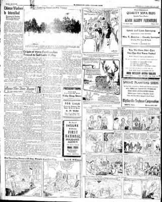The Courier News from Blytheville, Arkansas on February 27, 1947 · Page 9