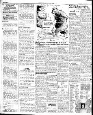 The Courier News from Blytheville, Arkansas on March 1, 1947 · Page 4