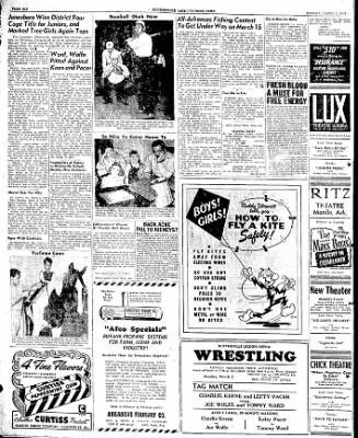 The Courier News from Blytheville, Arkansas on March 3, 1947 · Page 3