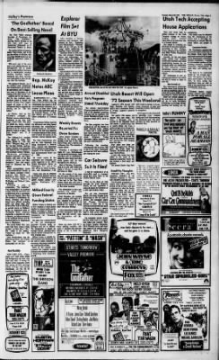 The Daily Herald from Provo, Utah on March 28, 1972 · 5