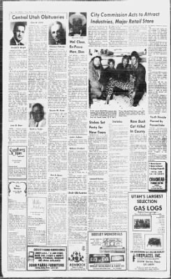 The Daily Herald from Provo, Utah on December 27, 1974 · 4