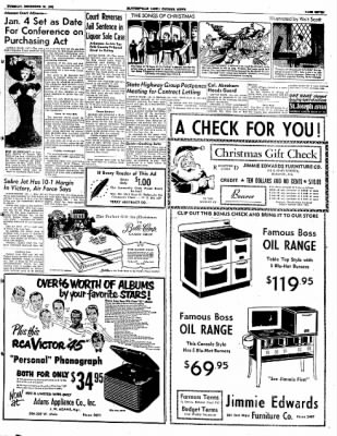 The Courier News from Blytheville, Arkansas on December 18, 1951 · Page 7