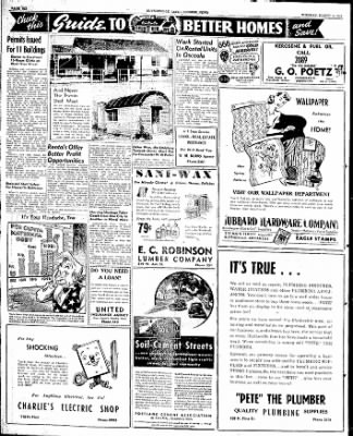 The Courier News from Blytheville, Arkansas on March 4, 1947 · Page 3