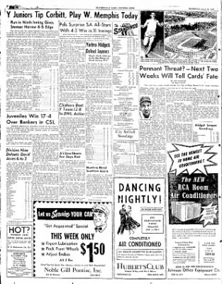 The Courier News from Blytheville, Arkansas on July 10, 1952 · Page 2